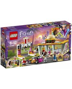Конструктор Lego Friends - Дрифт вечеря (41349)