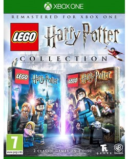 LEGO Harry Potter Collection (Xbox One), Разопакован