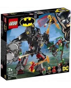 Конструктор Lego DC Super Heroes - Batman Mech vs. Poison Ivy Mech (76117)