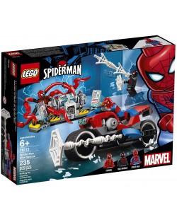 Конструктор Lego Marvel Super Heroes -Spider-Man Bike Rescue (76113)