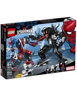 Конструктор Lego Marvel Super Heroes - Spider Mech vs. Venom (76115)