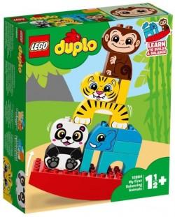 Конструктор Lego Duplo - Моите първи балансиращи животни (10884)