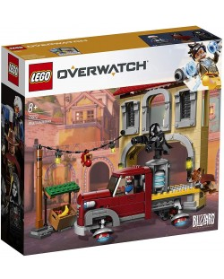 Конструктор Lego Overwatch - Dorado Showdown (75972)