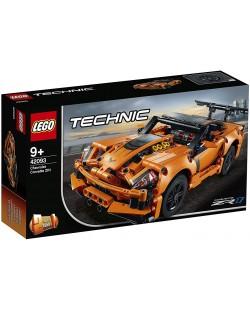 Конструктор Lego Technic - Chevrolet Corvette ZR1 (42093)