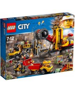 Конструктор Lego City - Място за експерти (60188)