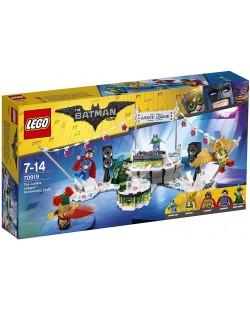 Конструктор Lego Batman Movie - Парти на Лигата на справедливостта (70919)