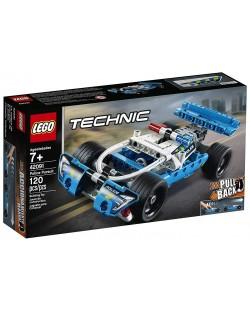Конструктор Lego Technic - Полицейско преследване (42091)