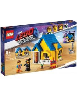 Конструктор Lego Movie 2 - Къща-мечта/ракета за бягство на Емет (70831)