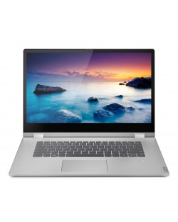 Лаптоп Lenovo IdeaPad - C340-15IML, сребрист