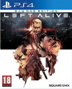Left Alive - Day One Edition (PS4)