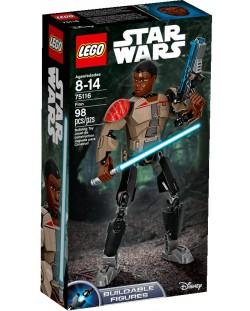 Конструктор Lego Star Wars - Финн (75116)