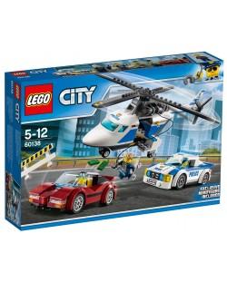 Конструктор Lego City - Скоростно преследване (60138)