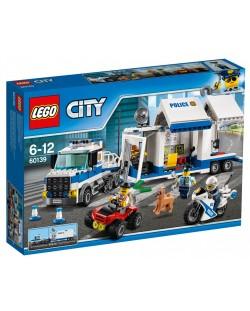 Конструктор Lego City - Мобилен команден център (60139)