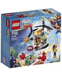 Конструктор Lego DC Super Hero Girls - Хеликоптер на Бръмбъра™ (41234)