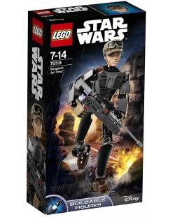 Конструктор Lego Star Wars - Сержант Джин Ерсо (75119)