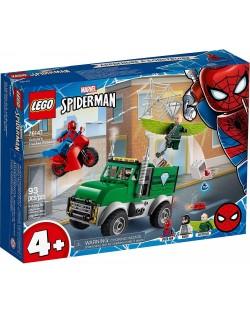 Конструктор Lego Marvel Super Heroes - Обир на камион с Vulture (76147)
