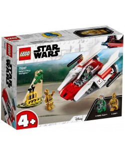 Конструктор Lego Star Wars - Rebel  A-Wing Starfighter (75247)