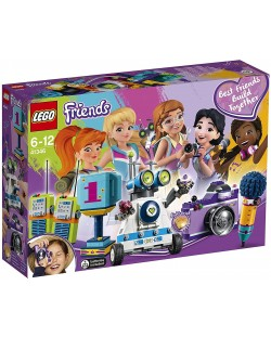 Конструктор Lego Friends - Кутия на приятелството (41346)