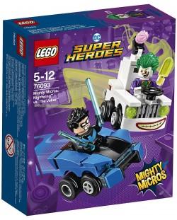 Конструктор Lego Super Heroes - Mighty Micros: Nightwing™ vs. The Joker™ (76093)