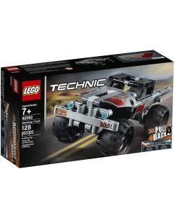 Конструктор Lego Technic - Камион за бягство (42090)