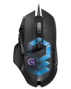 Гейминг мишка Logitech G502 Proteus Spectrum - RGB Tunable (разопакована)