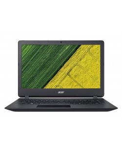 Лаптоп Acer - ES1-433-36DC, черен