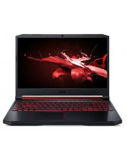 Лаптоп Acer - AN515-54-74U0, черен