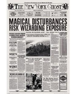 Макси плакат Pyramid - Fantastic Beasts (The New York Ghost)