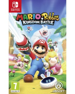 Mario & Rabbids: Kingdom Battle (Nintendo Switch)