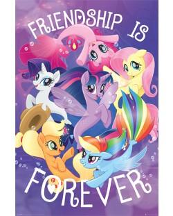 Макси плакат Pyramid - My Little Pony Movie (Friendship is Forever)