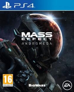 Mass Effect Andromeda (PS4)