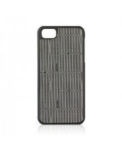 Macally Weave за iPhone 5 -  сив
