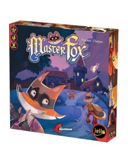 Настолна игра Master Fox - детска, семейна