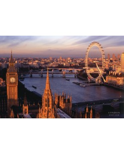 Макси плакат Pyramid - London, England