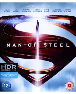 Man of Steel (4K UHD + Blu-Ray)
