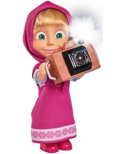 Кукла Simba Toys Маша и мечока - Маша, фотограф