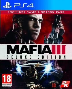 Mafia III Deluxe Edition (PS4)