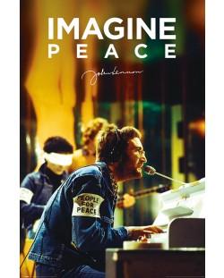 Макси плакат Pyramid - John Lennon (People For Peace)