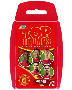Игра с карти Top Trumps - Manchester United FC