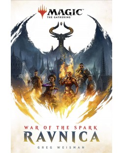 Magic The Gathering: Ravnica – War of the Spark