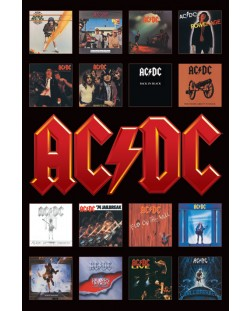 Макси плакат Pyramid - AC/DC (Album Covers)