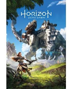 Макси плакат GB Eye Horizon Zero Dawn - Key Art