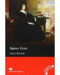 Macmillan Readers: Agnes Grey (ниво Upper Intermediate)