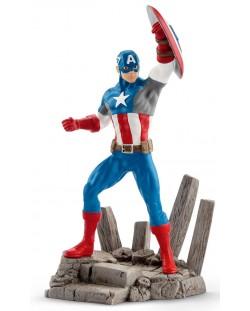 Фигурка Schleich от серията Марвел – Капитан Америка