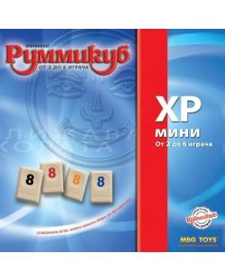 Настолна игра MBG Toys - Румми куб XP мини