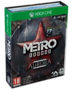 Metro: Exodus - Aurora Limited Edition (Xbox One)