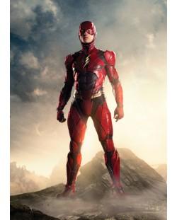 Метален постер Displate - DC Comics: The Flash