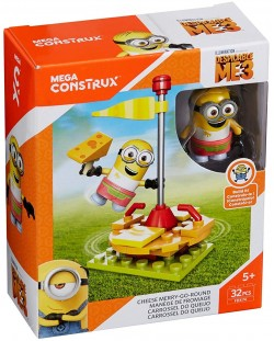 Конструктор Mega Construx - Cheese Merry Go-Round