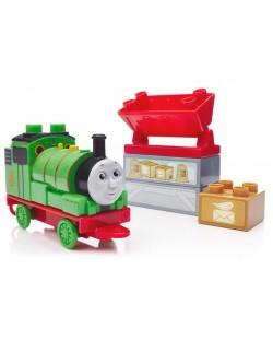Моят конструктор Mega Bloks – Thomas & Friends – Да строим с Пърси
