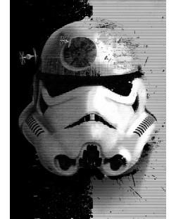 Метален постер Displate - Star Wars: Startrooper